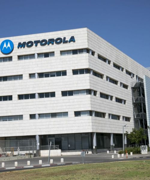 Motorola Building, Airport City